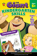 The Giant: Kindergarten Skills