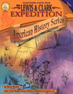 The Lewis and Clark Expedition by Mark Twain Media