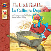 The Little Red Hen (English/Spanish)