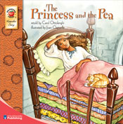 The Princess and the Pea (English)