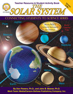 The Solar System by Mark Twain Media