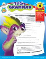 Tricky Grammar, Grade 4
