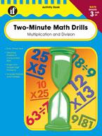 Two-Minute Math Drills, Grades 3-5