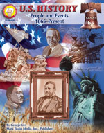 U.S. History: People and Events 1865-Present by Mark Twain Media
