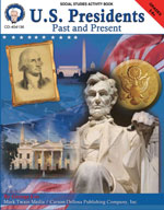 U.S. Presidents: Past and Present by Mark Twain Media