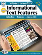 Understanding Informational Text Features by Mark Twain Media