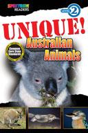 Unique! Australian Animals