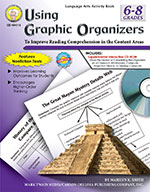 Using Graphic Organizers, Grades 6 - 8