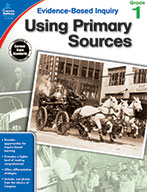 Using Primary Sources, Grade 1