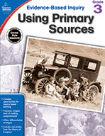 Using Primary Sources, Grade 3