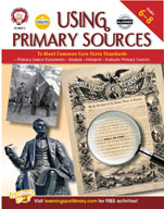 Using Primary Sources to Meet Common Core State Standards