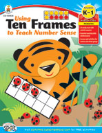 Using Ten Frames to Teach Number Sense