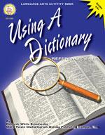 Using a Dictionary by Mark Twain Media
