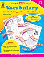 Vocabulary, Grades 2-3