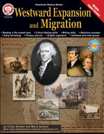 Westward Expansion and Migration by Mark Twain Media
