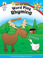 Word Play: Rhyming, Grades K - 1