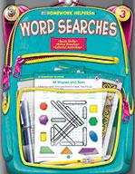 Word Searches, Grade 3