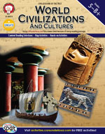 World Civilizations and Cultures by Mark Twain Media