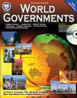 World Governments (Mark Twain Media)
