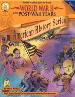 World War II and the Post-War Years by Mark Twain Media