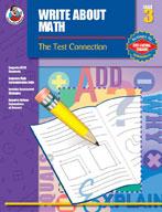 Write About Math, Grade 3