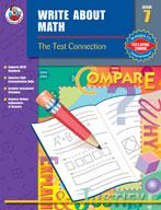 Write About Math, Grade 7
