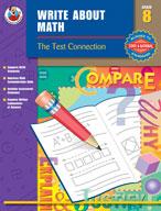 Write About Math, Grade 8