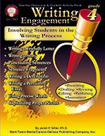 Writing Engagement, Grade 4