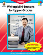 Writing Mini-Lessons, Grades 4-6