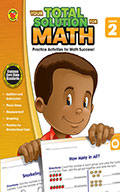 Your Total Solution For Math, Grade 2 (eBook)