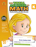Your Total Solution For Math, K (eBook)