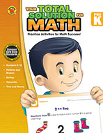 Your Total Solution For Math, Prek (eBook)