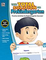 Your Total Solution For Prekindergarten, Prek (ebook)