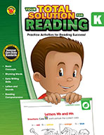Your Total Solution For Reading, K (eBook)