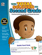 Your Total Solution For Second Grade, Grade 2 (ebook)