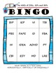 Special Education Lingo BINGO