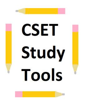 CSET- Language Arts Subtest I Domain I Flashcards (Multiple Subjects)