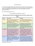 CSET Writing Response Guide