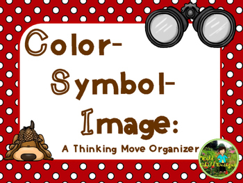 Making Thinking Visible With The Color, Symbol, & Image (CSI)