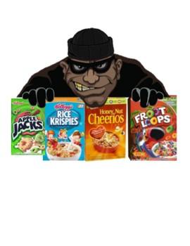 CSI Cereal Snatchers