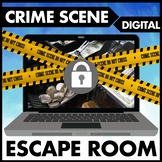 CSI Digital Forensics Escape Room - Distance Learning