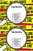 CSI Drawing Conclusions Activity with QR Codes