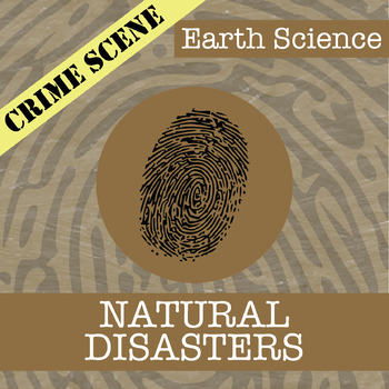 CSI: Natural Disasters - Identifying Fake News - Distance Learning Compatible