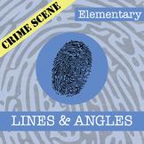 CSI: Elementary -- Unit 4 -- Lines & Angles