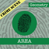 CSI: Geometry -- Area -- Distance Learning Compatible