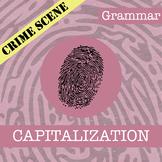 CSI: Grammar - Capitalization - Skill Building Review Activities