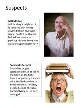 CSI III: The Nursery Rhyme Files