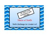 CSI Math Challenge: Dance of Death