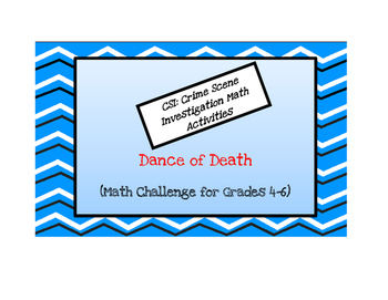 CSI Math Challenge: Dance of Death