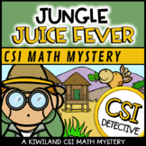 CSI: Math Murder Mystery - Jungle Juice Fever
